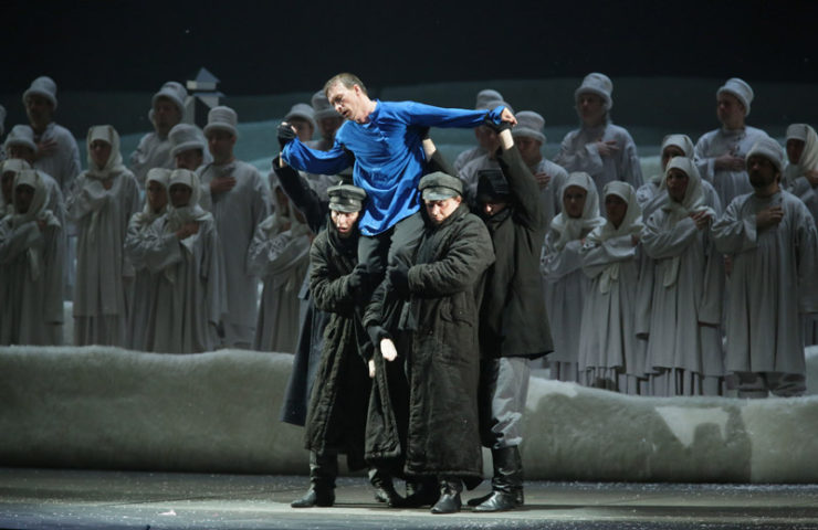 The Lefthander by Natasha Razina ©State Academic Mariinsky Theatre