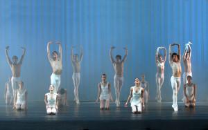 Артисты балета Большого театра России.