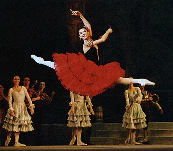 балет дон кихот с майей плисецкой