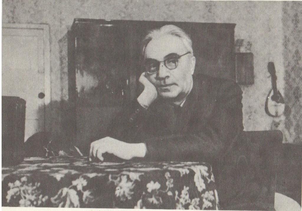 Христофор Степанович Кушнарёв
