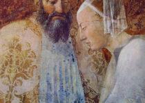 Прибытие царицы Савской к Соломону
