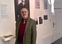 Член правления Американского Скрябинского общества проф. Дм.Рахманов