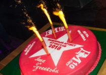 Праздничный торт__