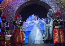Опера Похищение из сераля Санкт-Петербург опера